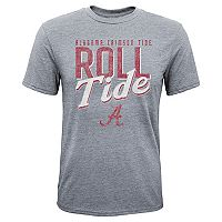 Boys 8-20 Alabama Crimson Tide Rally Anthem Tee
