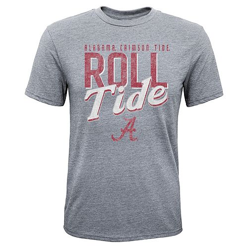 Boys 8-20 Alabama Crimson Tide Rally Anthem Tee