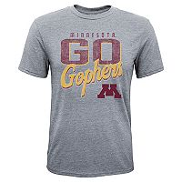 Boys 8-20 Minnesota Golden Gophers Rally Anthem Tee