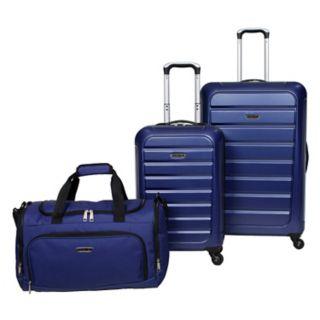 Prodigy Optics 3-Piece Hardside Spinner Luggage Set