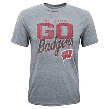 Boys 8-20 Wisconsin Badgers Rally Anthem Tee