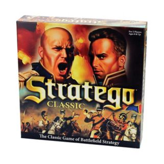 Stratego Classic Game by PlayMonster
