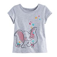 Disney's Dumbo Baby Girl Short-Sleeve Graphic Tee by Jumping Beans®