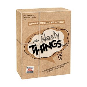 Nasty Things Game by PlayMonster