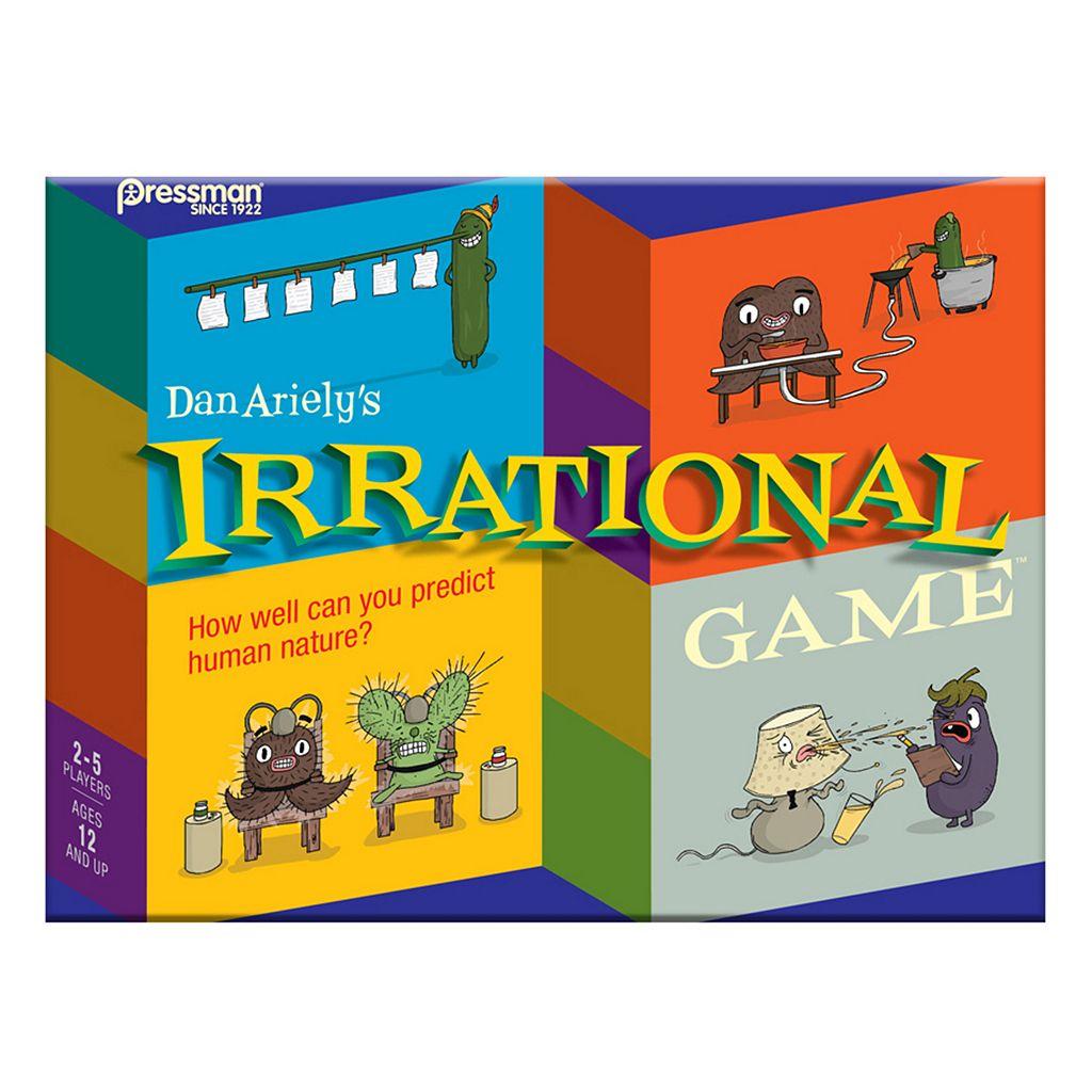 Irrational Game by Pressman Toy