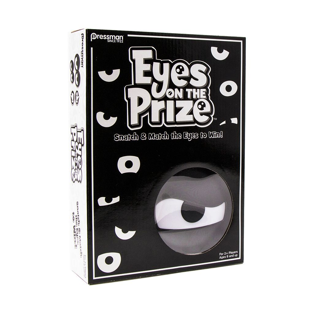 Eyes On The Prize Game by Pressman Toy