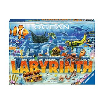 Ocean Labyrinth Game by Ravensburger