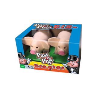 Pass The Pigs: Big Pigs Game by Winning Moves