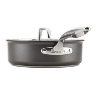 Breville Thermal Pro 3.5-qt. Hard-Anodized Nonstick Saute Pan