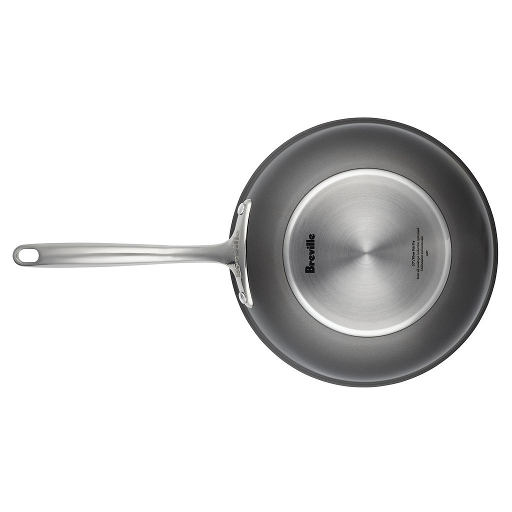 Breville Thermal Pro 10-in. Hard-Anodized Nonstick Stir Fry Pan
