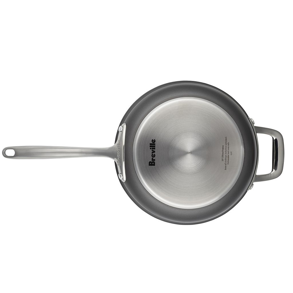 Breville Thermal Pro 12-in. Hard-Anodized Nonstick Frypan