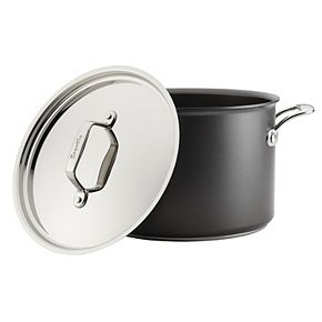 Breville Thermal Pro 8-qt. Hard-Anodized Nonstick Stockpot