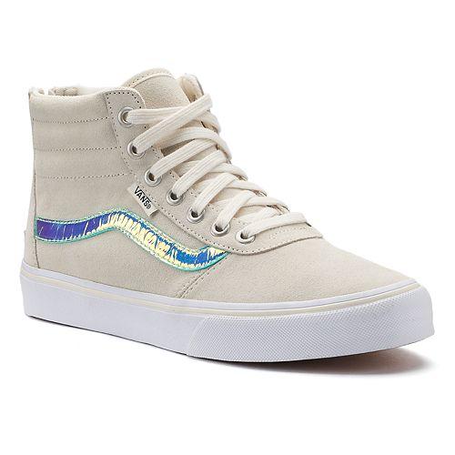 0a61d1cc47 Vans Milton Hi Zip Women s Skate Shoes