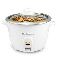 Elite Platinum 10-Cup Rice Cooker