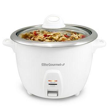 Elite Platinum 10-Cup Rice Cooker