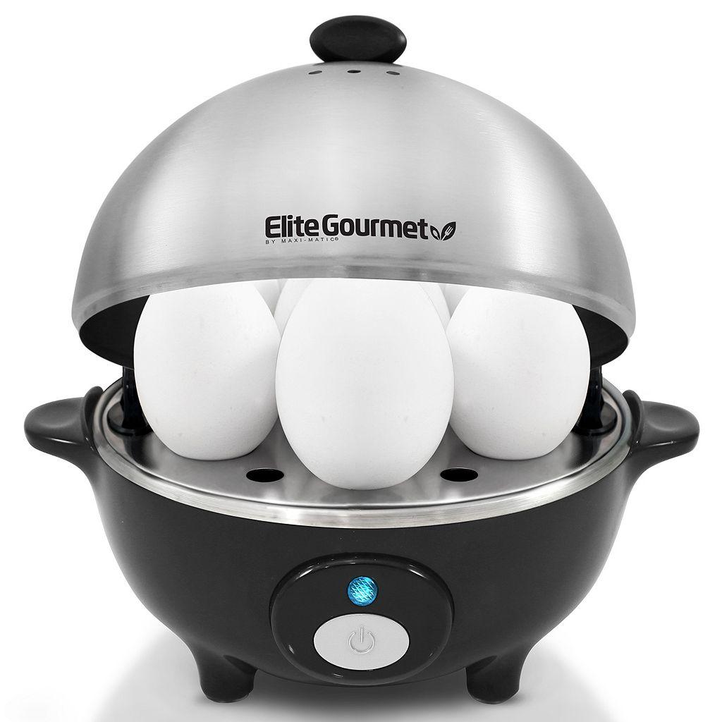 Elite Platinum Stainless Steel Egg Cooker