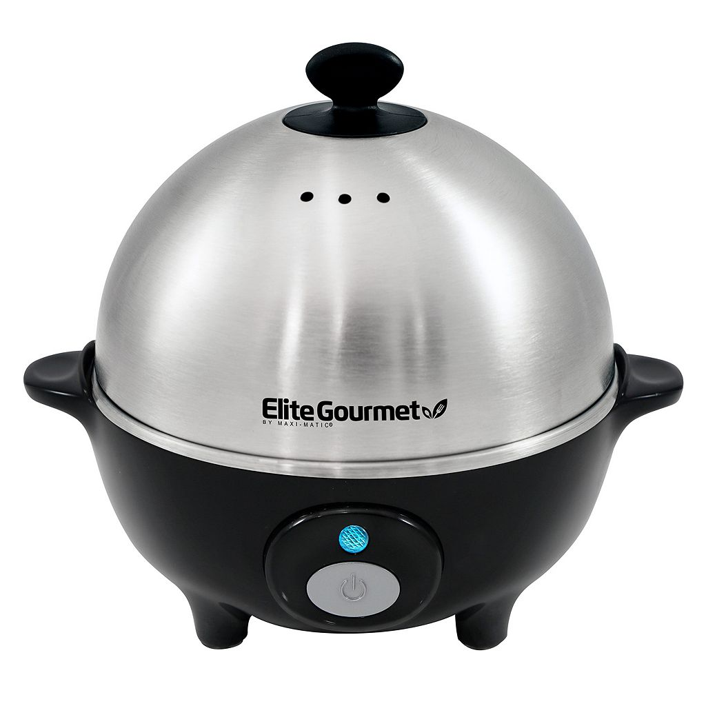 Elite Platinum Stainless Steel Egg Cooker
