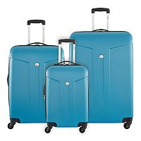 Delsey Comete 3-Piece Hardside Spinner Luggage Set