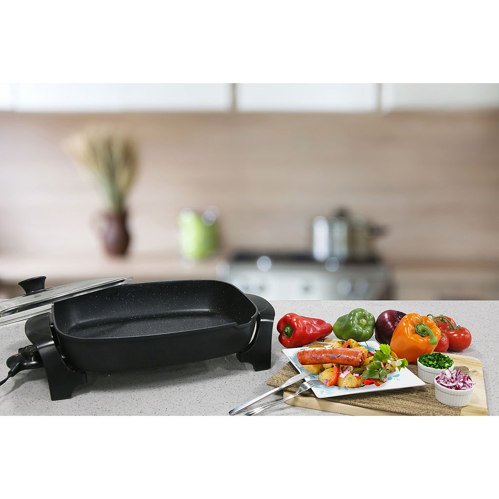 Elite Platinum XL Electric Skillet