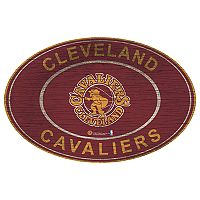 Cleveland Cavaliers Heritage Oval Wall Sign