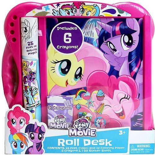 My Little Pony Roll Desk