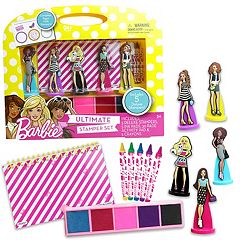 Barbie Ultimate Stamper Set