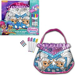 Shimmer & Shine Color 'N Style Purse