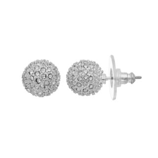 Napier Fireball Stud Earrings