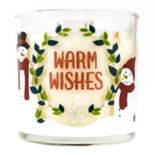 "SONOMA Goods for Life™ 14-oz. ""Warm Wishes"" Candle Jar"