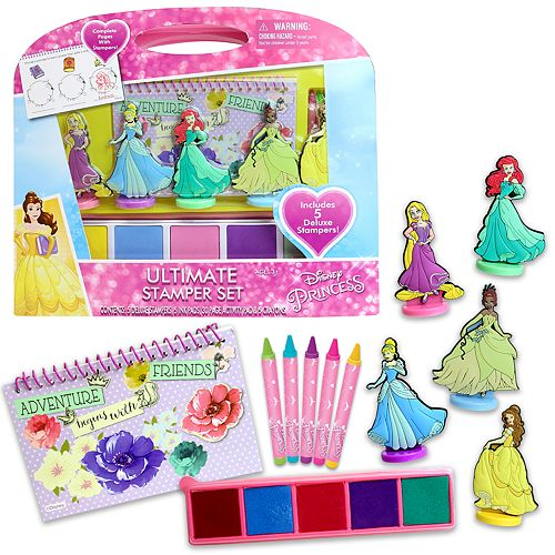 Disney Princess Ultimate Stamper