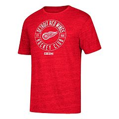 Men's CCM Detroit Red Wings Wheelhouse Tee