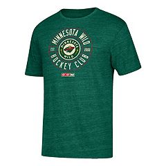 Men's CCM Minnesota Wild Wheelhouse Tee
