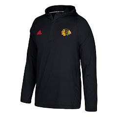Men's adidas Chicago Blackhawks Authentic Training Pullover