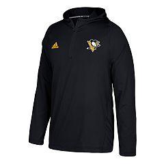 Men's adidas Pittsburgh Penguins Authentic Training Pullover