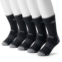 Men's Columbia 5-pack Performance Crew Socks