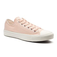 Women's Converse Chuck Taylor All Star Snakeskin-Woven Sneakers