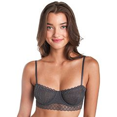Candie's® Bras: Scalloped Unlined Bra