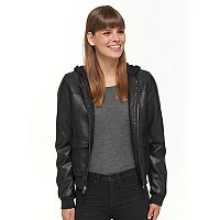Women's Levi's Bomber Jacket with Quilted Lining