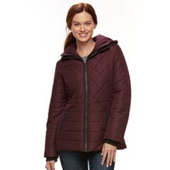 Women's d.e.t.a.i.l.s Quilted Puffer Jacket