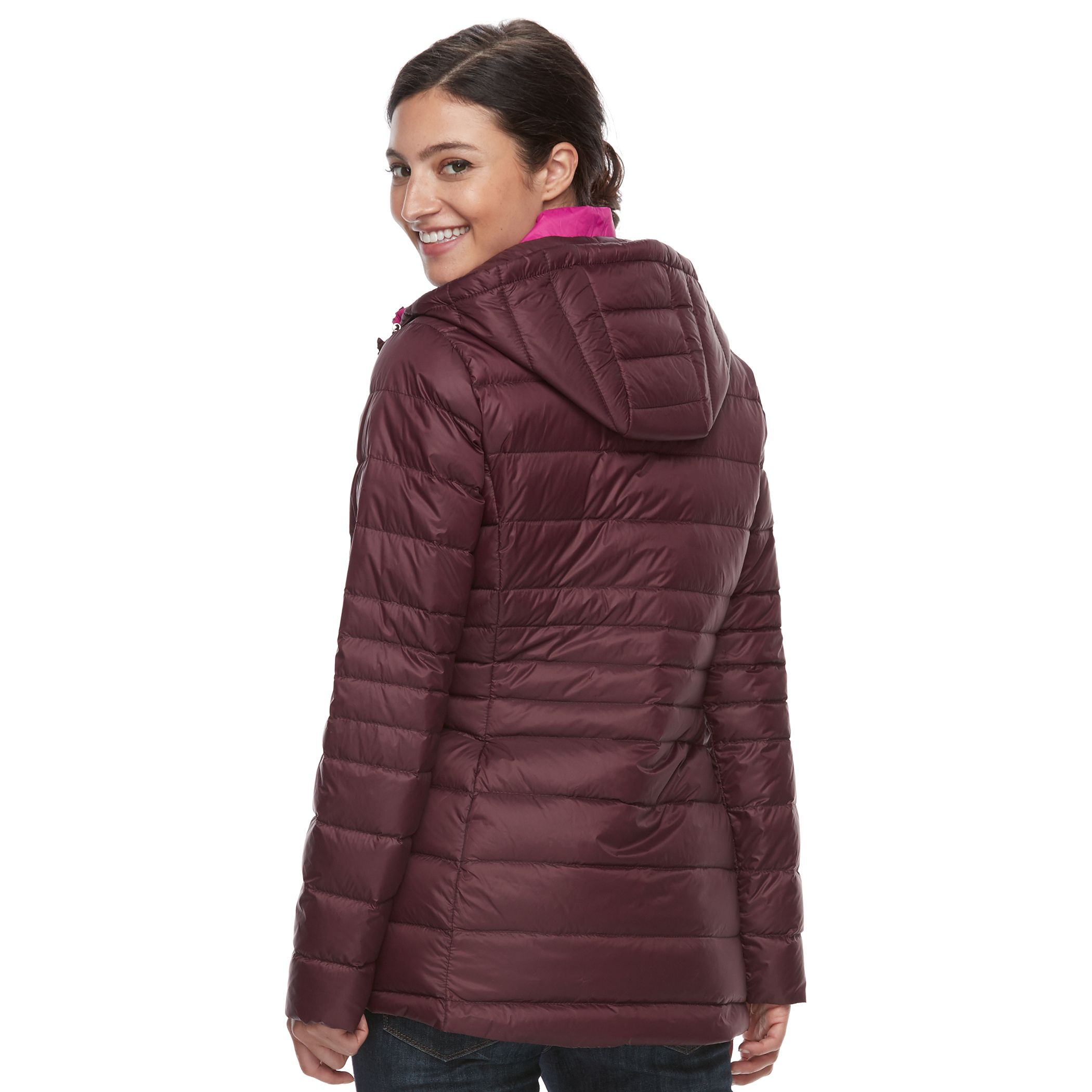 purple on quilted s brando quilt women skin original product jacket coat leather luulla