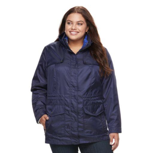Plus Size d.e.t.a.i.l.s 2-in-1 Jacket