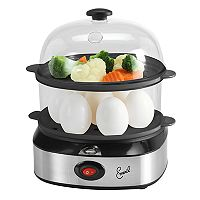Emeril 2-in-1 Egg Cooker & Steamer