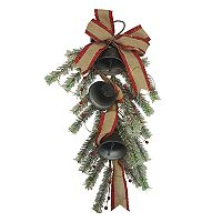 St. Nicholas Square® Light-Up Artificial Pine Wall Decor