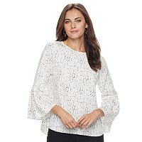 Women's Apt. 9® Bell-Sleeve Top