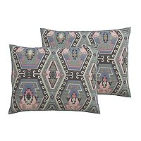 VCNY Wanderlust Pillow Sham Set