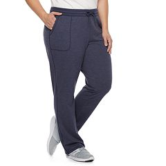 Plus Size SONOMA Goods for Life™ Drawstring Lounge Pants