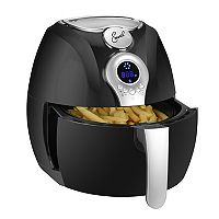 Emeril Digital Air Fryer Pro with Dual Layer Basket