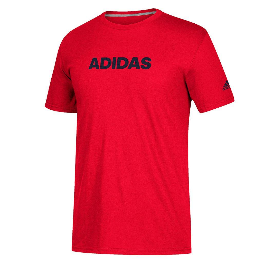 Men's adidas Lineage Patriotic Tee