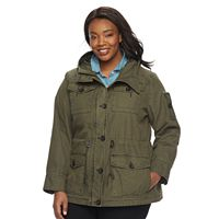 Plus Size Levi's Field Jacket