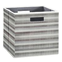 Linon Folding Storage Bin